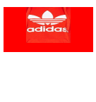 Adidas red Roblox shirt