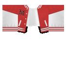 Varsity Jacket Red Roblox shirt