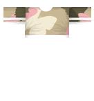 Girl Camo top Roblox shirt