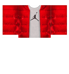 red bubble Roblox shirt