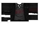 Biker Punk Jacket Roblox shirt