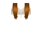white top with hair Roblox shirt