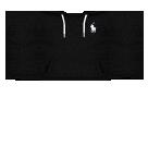 Polo Hoodie in Black Roblox shirt