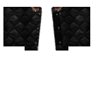 Black Puffy Jacket Roblox shirt