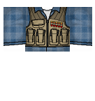 Tactical Flannel Roblox shirt