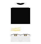 Black Fit Roblox pants