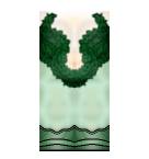 green dress Roblox pants
