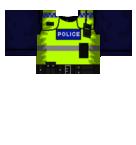 police Roblox shirt