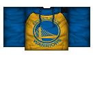 Golden State Warriors Roblox shirt