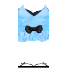Blue Dress Roblox pants